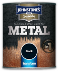 Johnstone's Speciality Hammered Effect Paint for Metal 750ml